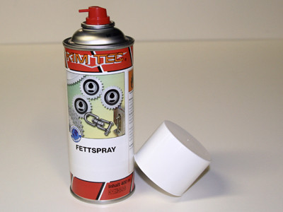 Kim-Tec Fettspray hellbraun 400 ml