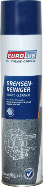 Eurolub Bremsenreiniger Spray 600 ml