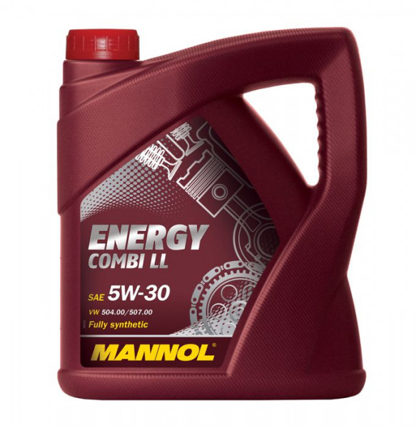 5W-30 Mannol Energy Combi LongLife 5 Liter