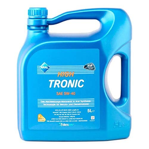 5W-40 Aral High Tronic 5 Liter