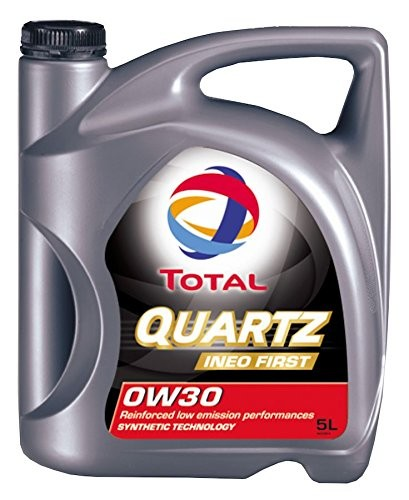 0W-30 Total Quartz Ineo First Motoröl 5 Liter