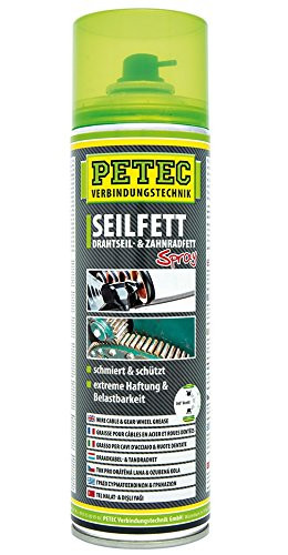 Petec Seilfett Spray 500 ml