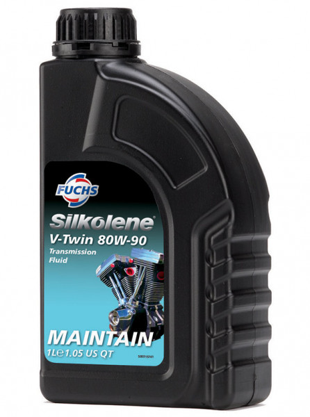 80W-90 Silkolene V-Twin Gear Oil 1 Liter
